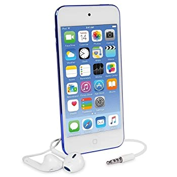 ipod touch 6th generation 16gb blue
