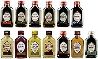 Soplica Probierset Minis | 13 Soplica Wodkas/Liköre in der Probiergröße | je 0,1 Liter