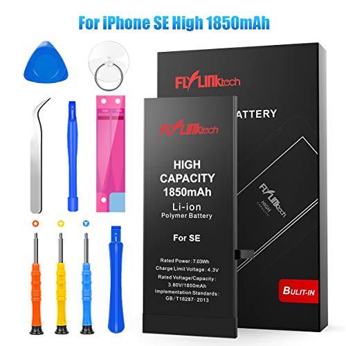 Batería iPhone SE 1850mAH Reemplazo Alta Capacidad