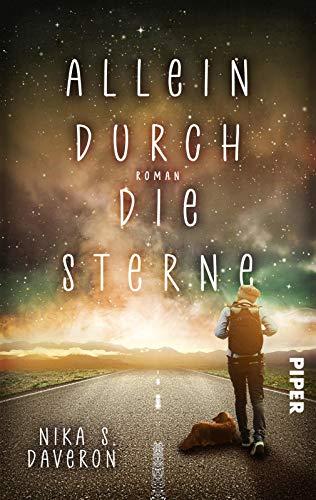 Allein durch die Sterne: Roman   Dystopisches Fantasy-Jugendbuch ab 16 über eine verlassene Welt