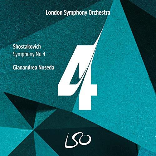 ショスタコーヴィチ : 交響曲第4番 ハ短調 op.65 / ジャナンドレア・ノセダ、ロンドン交響楽団 (Shostakovich : Symphony no.4 / Gianandrea Noseda & London Symphony Orchestra) [SACD Hybrid] [日本語帯・解説付] [Import]