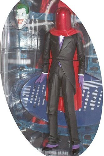 Figurine Joker Red Hood - Action Figure Dc Direct Secret Files Série 2