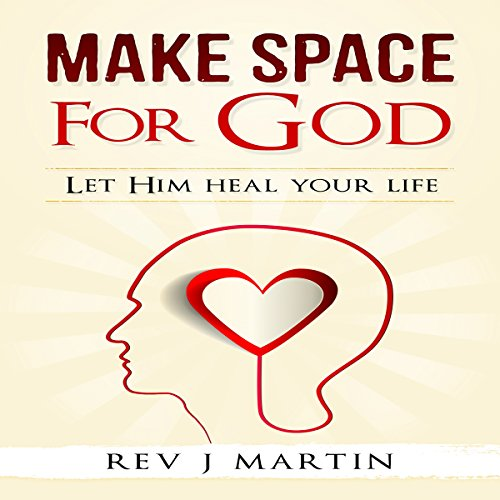 Make Space for God audiobook cover art