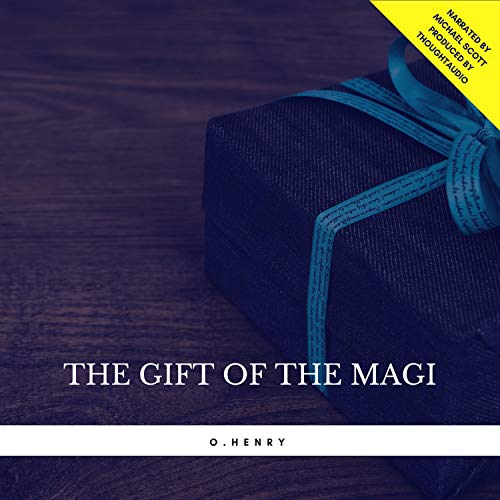 The Gift of the Magi  By  cover art
