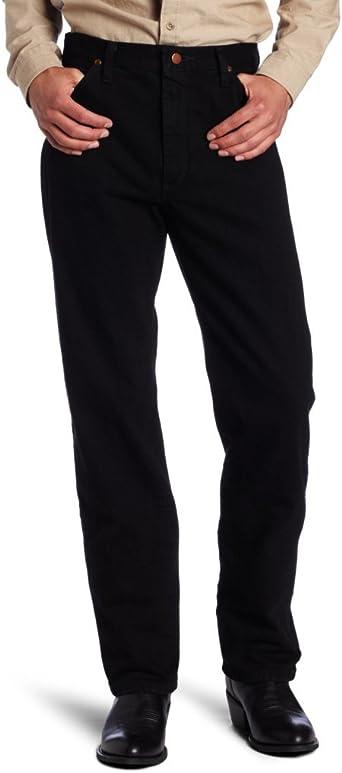Amazon Com Wrangler Jeans 13mwz De Corte Vaquero Original Para Hombre Clothing