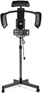 950W Secador de Pelo Calentador Peluqueria Profesional Cabello Color Procesador Acelerador Laminación Base Peluquería Equipo para Barbero Salón Belleza