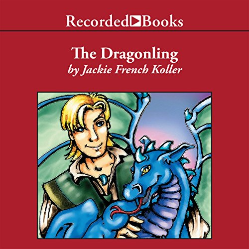 The Dragonling audiobook cover art