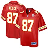 NFL PRO LINE Men's Travis Kelce Red Kansas City Chiefs Team Player Jersey