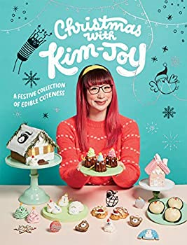 Christmas with Kim Joy Baking Book - Open for Christmas
