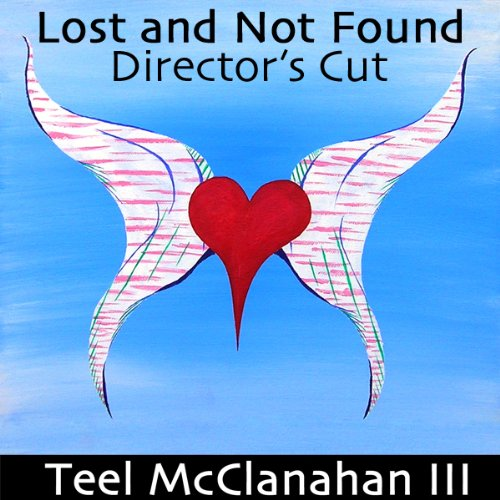 Lost and Not Found audiobook cover art