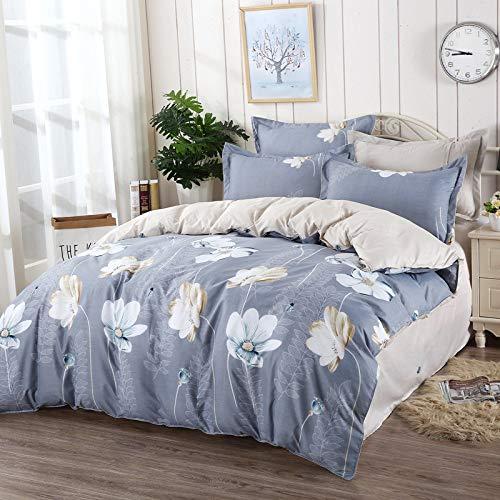Gebruikt voor Home textiel beddengoed set van vier AB versie van het schuren beddengoed pakket