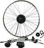 Prystel 20PD - Kit para Bicicleta eléctrica de 20' (Rueda Delantera, 36V/250W) Color Negro