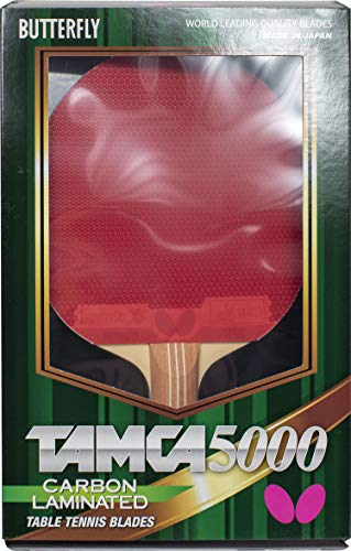 Butterfly Punisher Pro-Line Table Tennis Racket - Ideal for Incredibly Powerful Counter-Attacks from Both Sides - Recommended for Aspiring Professional Players - Pro-Line Series