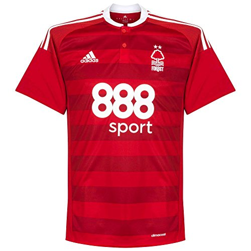 adidas Nottingham Forest Home Shirt 2016 2017 - XXL
