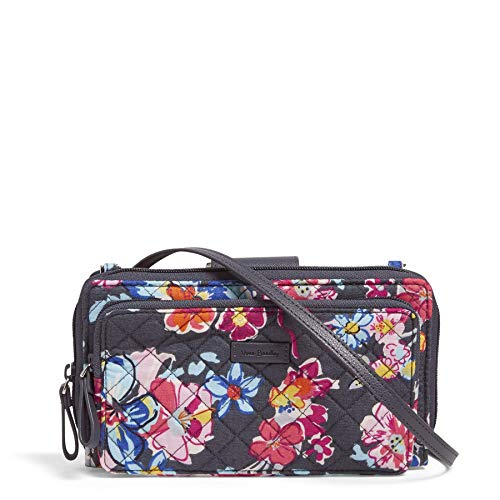 Vera Bradley Women's Signature Cotton Deluxe All Together Crossbody Purse w/ RFID Protection -$35 (49% Off)