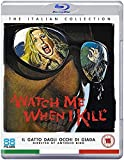 Watch Me When i Kill (Blu-ray) [Reino Unido] [Blu-ray]