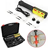 LED Magnetic Heater, Handheld Flameless Tools,1000W Mini Induktion Ductor Heater Kit For Automotive Flameless Heat 110V