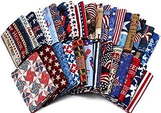 patriotic fabric fat quarters