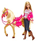 Barbie Sisters Doll and Horse