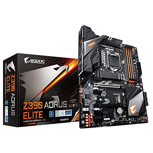 Gigabyte Z390 Aorus Elite DDR4 Crossfire LGA 1151 Motherboard