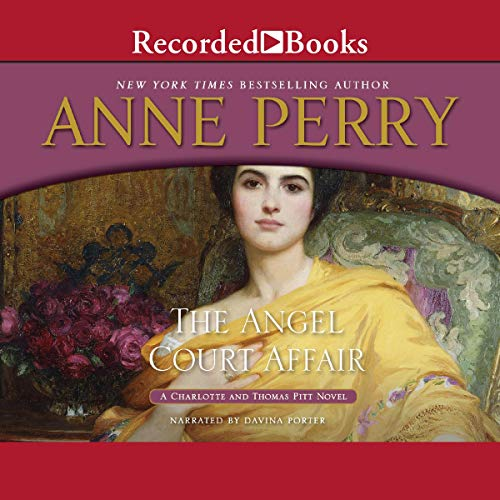 The Angel Court Affair Audiobook By Anne Perry cover art
