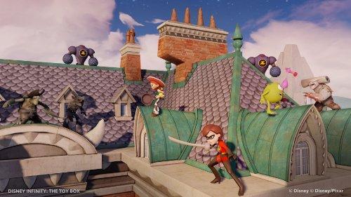 Nintendo Disney Infinity Starter Pack, Wii U [Edizione: Regno Unito]