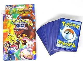 100 Pcs Pokemon EX GX MEGA Trainer Energy cards(80EX+20MEGA) -M019