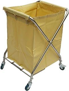 GJSN Chariot de Recyclage de Véhicules Multifonction Portable, Pliable X-Type Liner Sorter Chariot Utilitaire, Service de ...