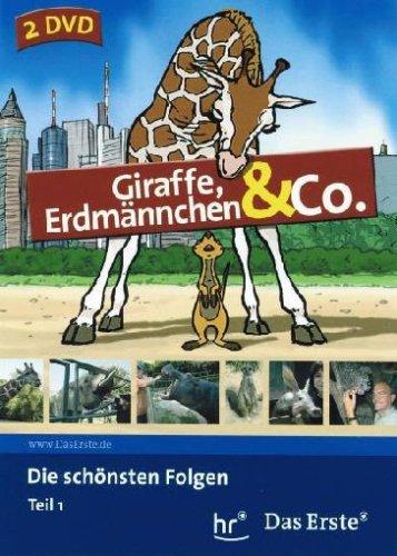 Giraffe, Erdmännchen & Co.: Die schönsten Folgen - Teil 1 (2 DVDs)