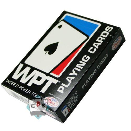 Mazzo Campeonato del mundo de poker Dorso nero