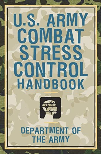U S Army Combat Stress Control Handbook product image