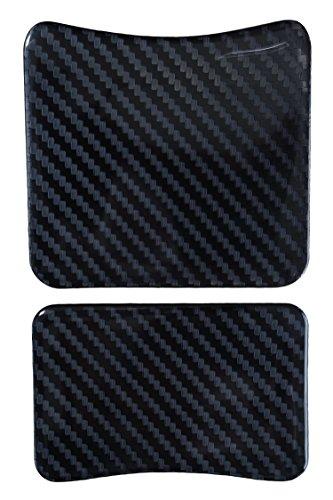 Tankpad Mini 3D 501963 Bike-label Carbon Schwarz Tank-Schutz für Motorrad-Tank