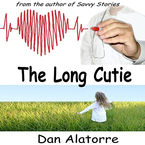 The Long Cutie audiobook cover art