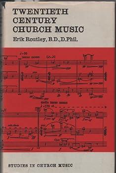 Hardcover Twentieth century church music (Studies in church music) Book