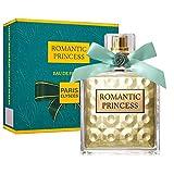 Romantic Princess Eau de parfum 100ml Femme Paris Elysees + Cadeau et Frais de port OFFERT