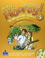 Hip Hip Hooray! (2E) Level 5 Workbook with CD