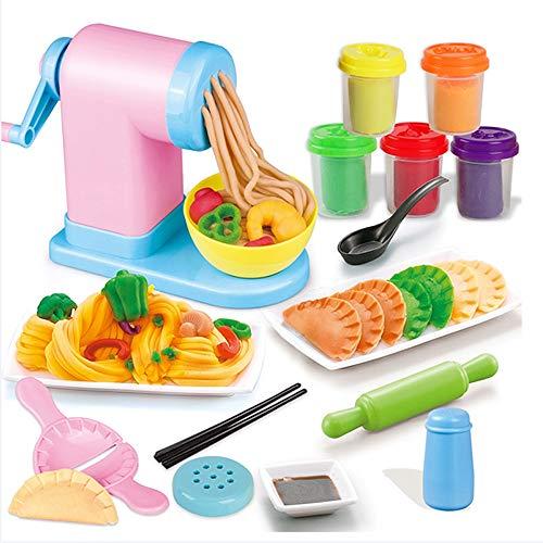 Puzzle Color Clay Plastic Toys, Kleur Clay Toys for Kids, Ultra-Light Clay Tool Mold Set, Geschikt Voor Kinderen Van 3-8