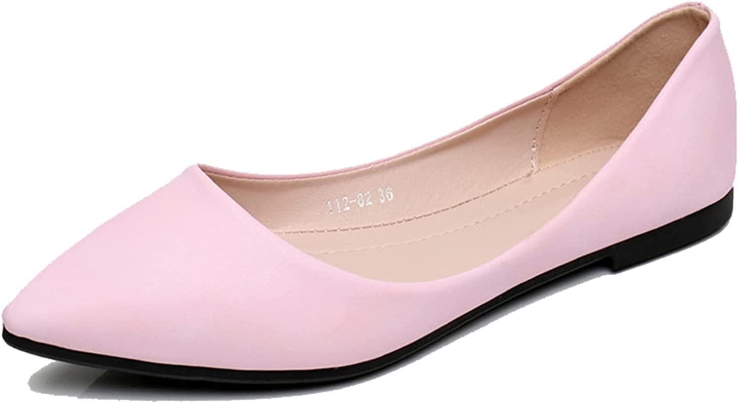 XHFUS Ranking TOP3 Loafers Nashville-Davidson Mall for Women Leisure Casual Pointed Wild Ca Toe Shoes
