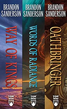 The Stormlight Archive Books 1-3  The Way of Kings Words of Radiance Oathbringer