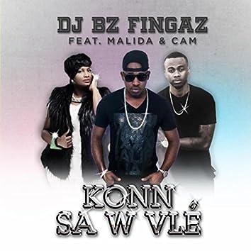 Konn Sa W Vlé (feat. Malida & Cam)