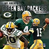 NFL Greats Green Bay Packers 2020 Calendar