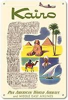 Kairo ティンサイン ポスター ン サイン プレート ブリキ看板 ホーム バーために