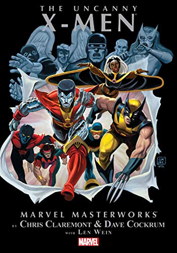 Uncanny X-Men Masterworks Vol. 1 (Uncanny X-Men (1963-2011)) (English Edition)
