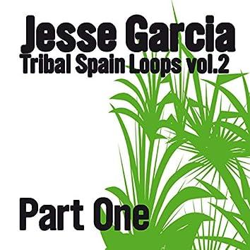 Tribal Spain Loops, Vol. 2 (Part One)