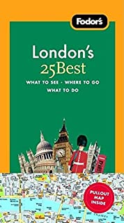 Fodor's London's 25 Best, 8th Edition (Full-color Travel Guide)