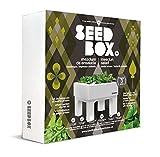 SeedBox SBCOME - Huerto Urbano de canónigos y Espinacas (Colección Mézclum de ensaladas)