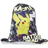 Pokémon Mochila Que Brilla En La Oscuridad | Bolsa De Gimnasio, Mochila Grande Con Pikachu | Pokemon...
