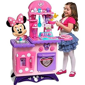 Disney Minnie Maus Flipping Fun Kitchen Amazon De Spielzeug