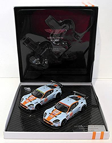 1 43 Aston Martin DBR9 2 units set (japan import)
