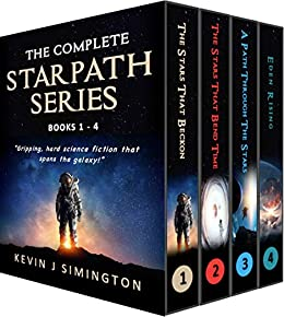 The Complete StarPath Series by [Kevin J Simington]